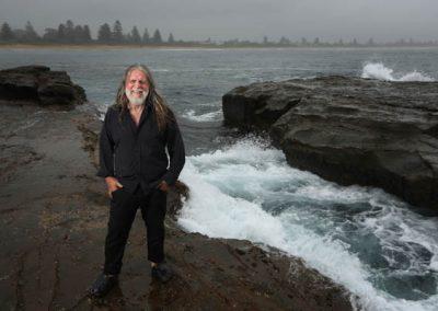 Photojournalist, Bob Barker, Sydney